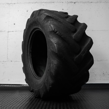 Truck Tire (Available)