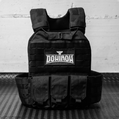 Don Iron Tactical Vest (Pre-Order Only)